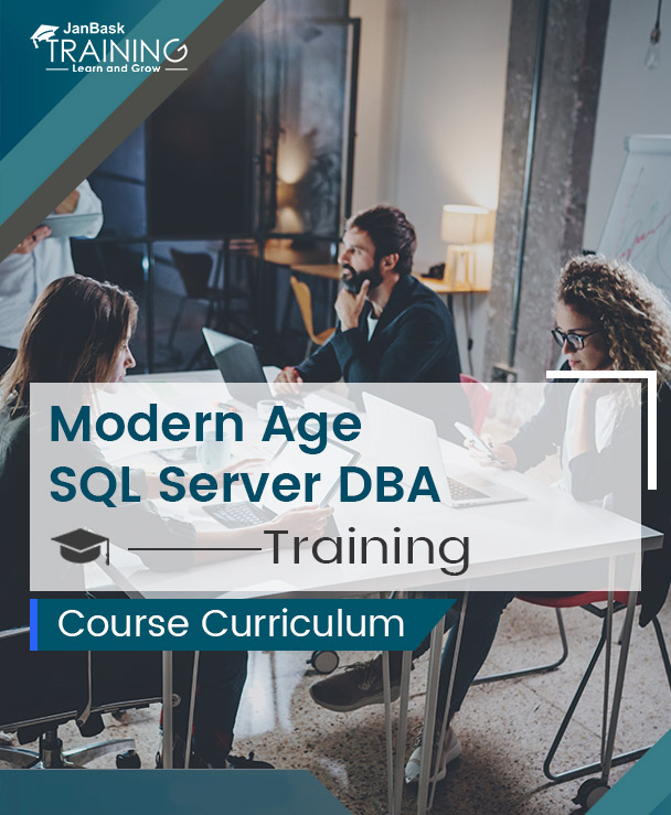SQL DBA Training Curriculum