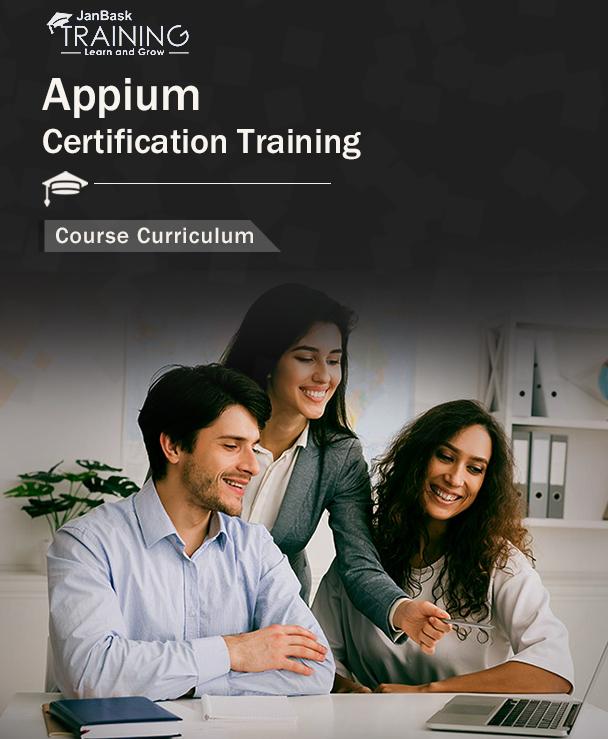 Appium Curriculum