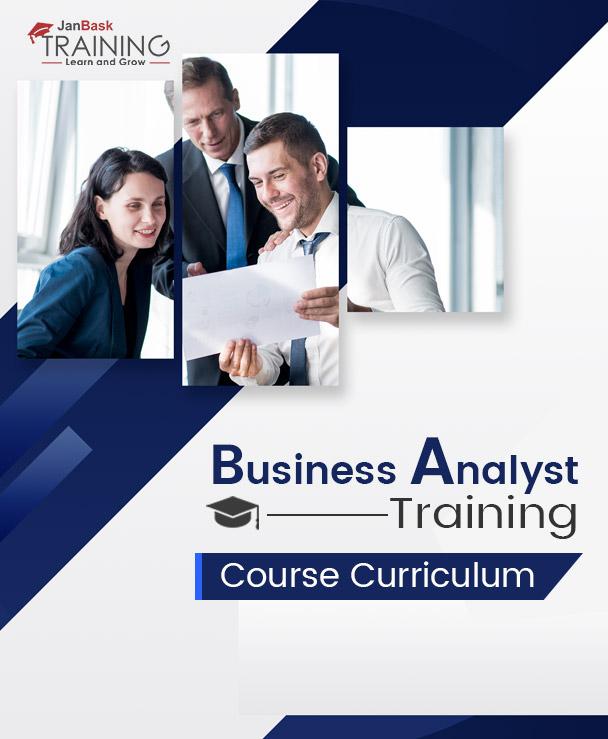 Business Analyst  Curriculum