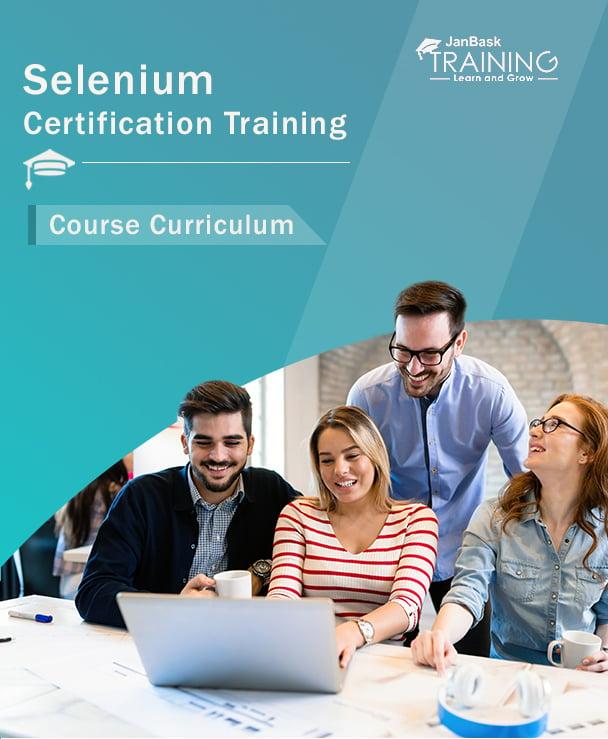 Selenium Curriculum