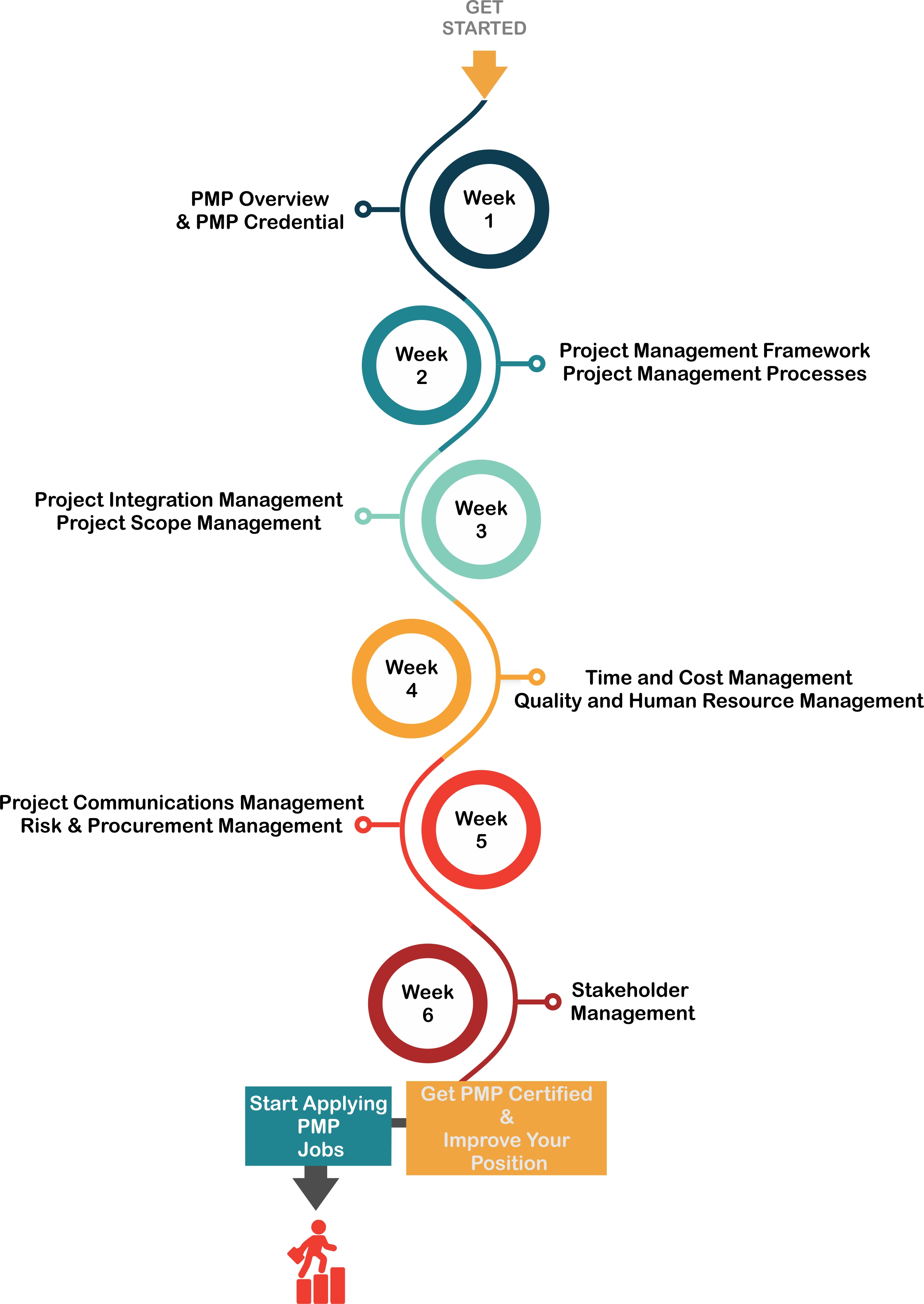 Project Management Professional (PMP) Training and Certification