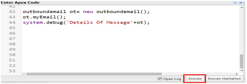 What Apex Email in Salesforce?