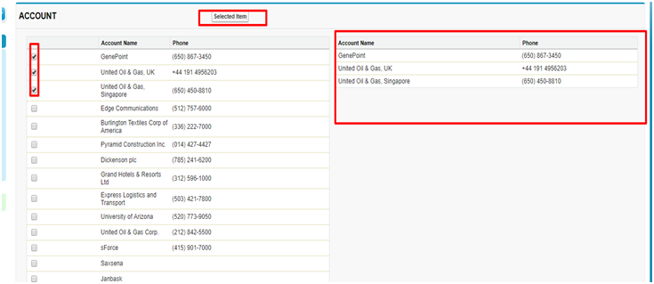 What is collection in Salesforce