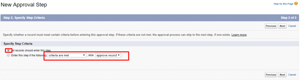 How to Create First Approval Process in Salesforce?
