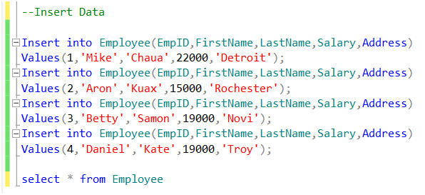 Types of SQL Server & SQL Database Functions