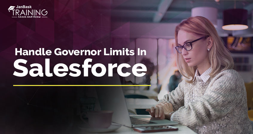 How to Check Handle Governor Limits in Salesforce? Trigger
