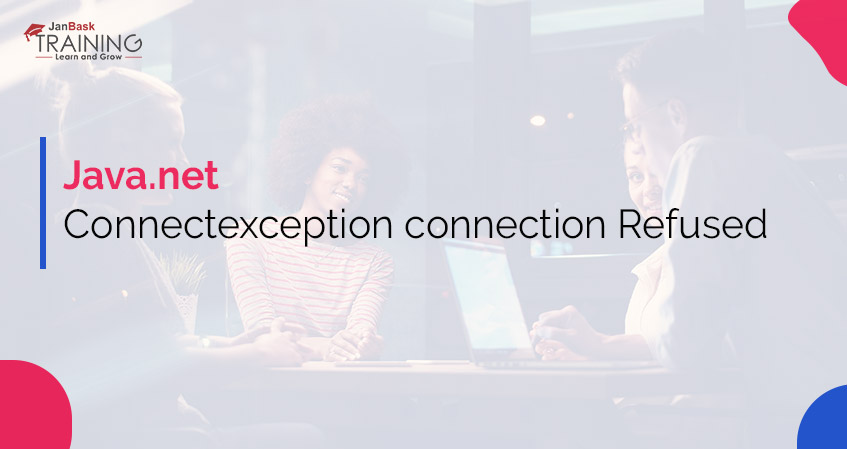 Java net Connectexception connection refused