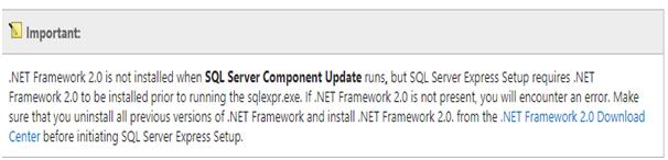How to install Microsoft SQL Server Express