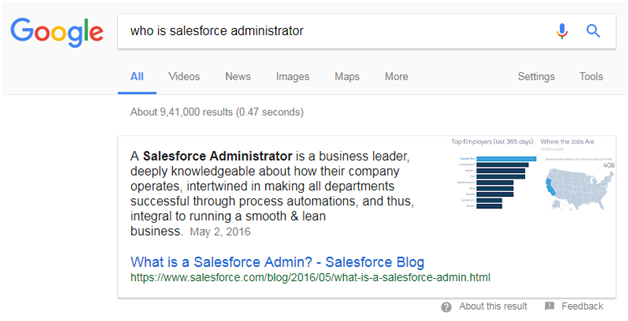 Salesforce Administrator Role: Job Responsibilities & Description