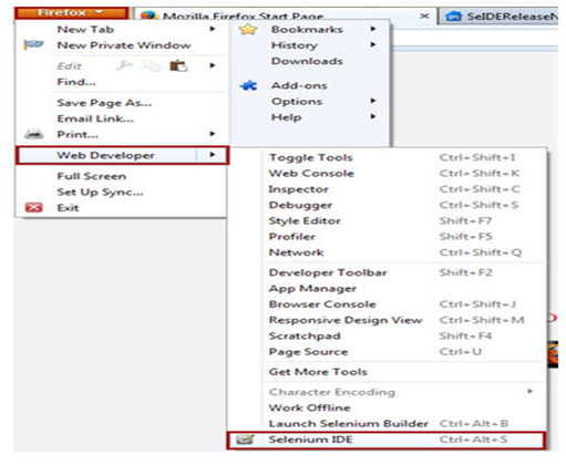 How to Download and Install Selenium IDE in Firefox, Chrome Browse?