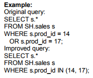 Increase the Speed of SQL Query Execution