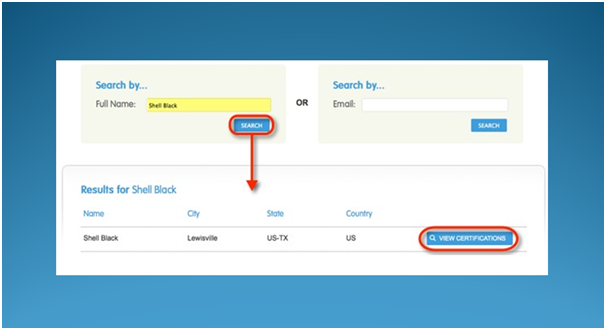 How to Check Salesforce Certification & Verification