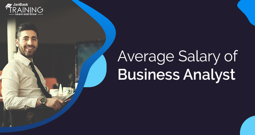 What is the Average Salary of Business Analyst in USA