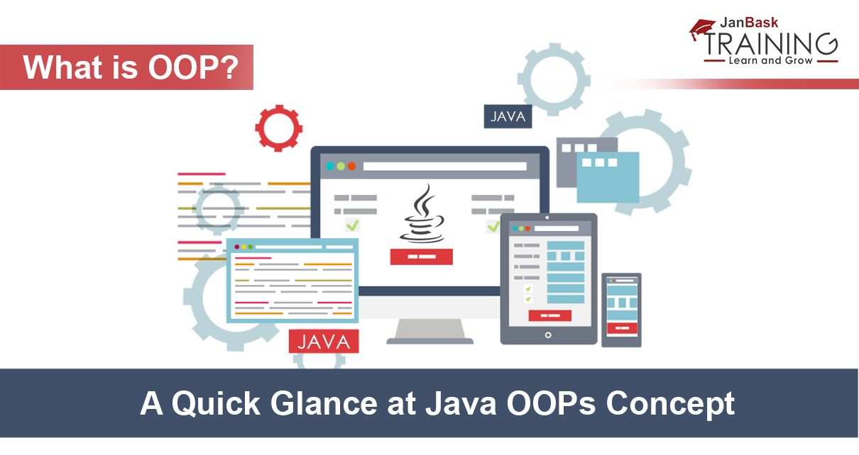What is Java OOP (Object Oriented Programming) Concepts