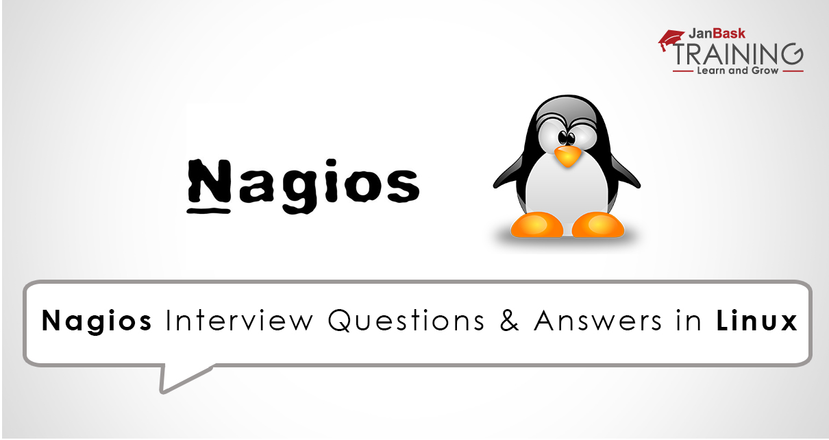 Nagios Interview Questions & Answers in Linux