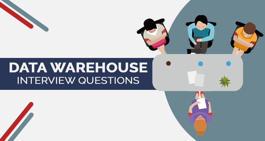 Top 35 Data Warehouse Interview Questions & Answers For