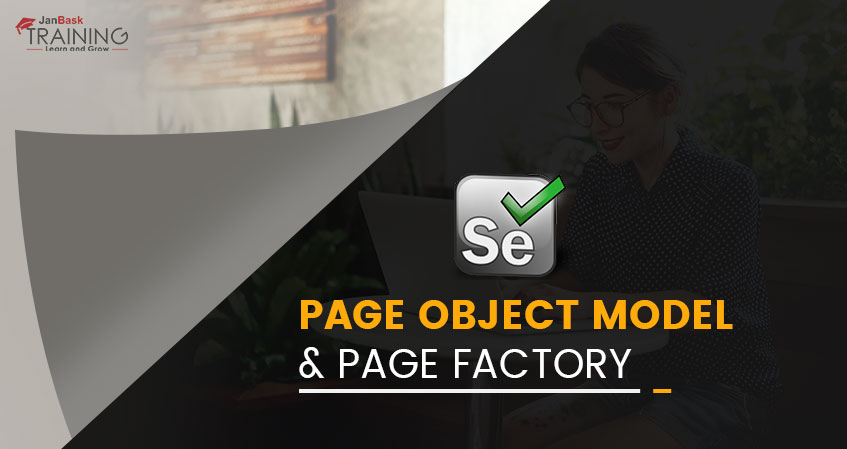 Page Object Model (POM) with Page Factory in Selenium WebDriver