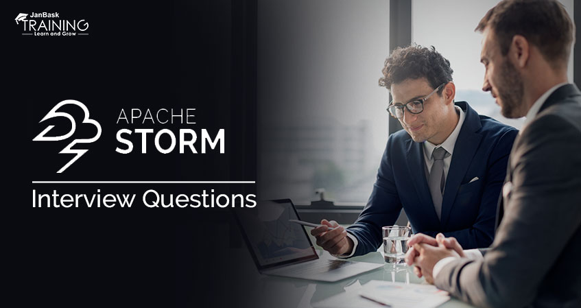 Apache Storm Interview Questions and Answers: Fresher
