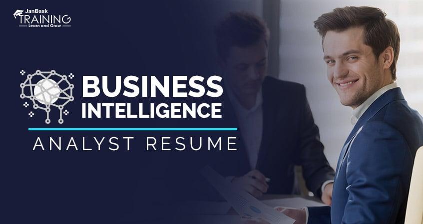 senior business intelligence analyst resume sample in pdf