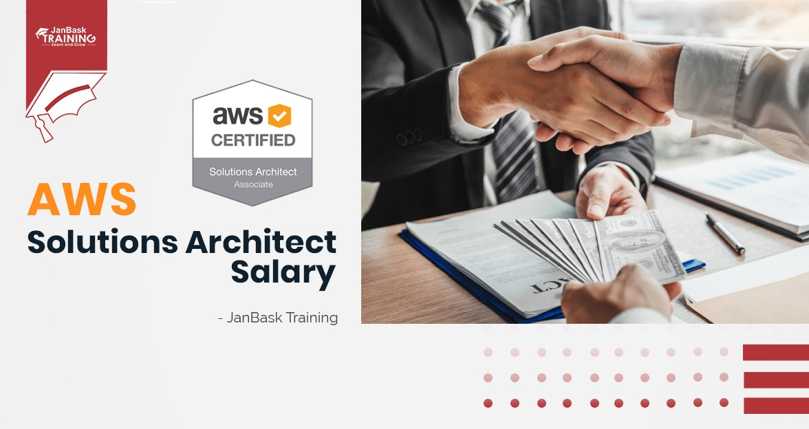 AWS Solutions Architect Salary   For Freshers & Experienced
