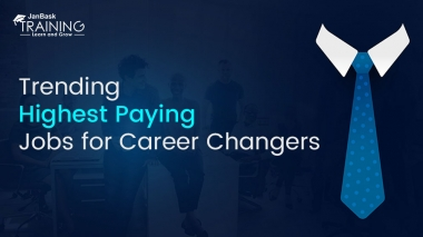 Trending Highest Paying Jobs for Career Changers