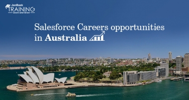 What are the Salesforce Career Opportunities in Australia?
