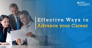 Effective Ways to Advance your Career
