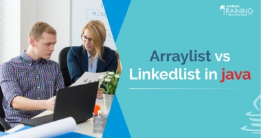 Difference between ArrayList & LinkedList