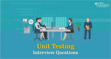 Unit Testing Interview Questions and Answers
