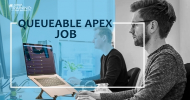 Queueable Apex Job