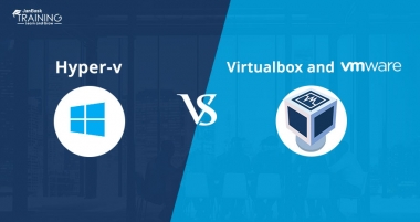 Difference Between Hyper-v, Virtualbox, and VMware