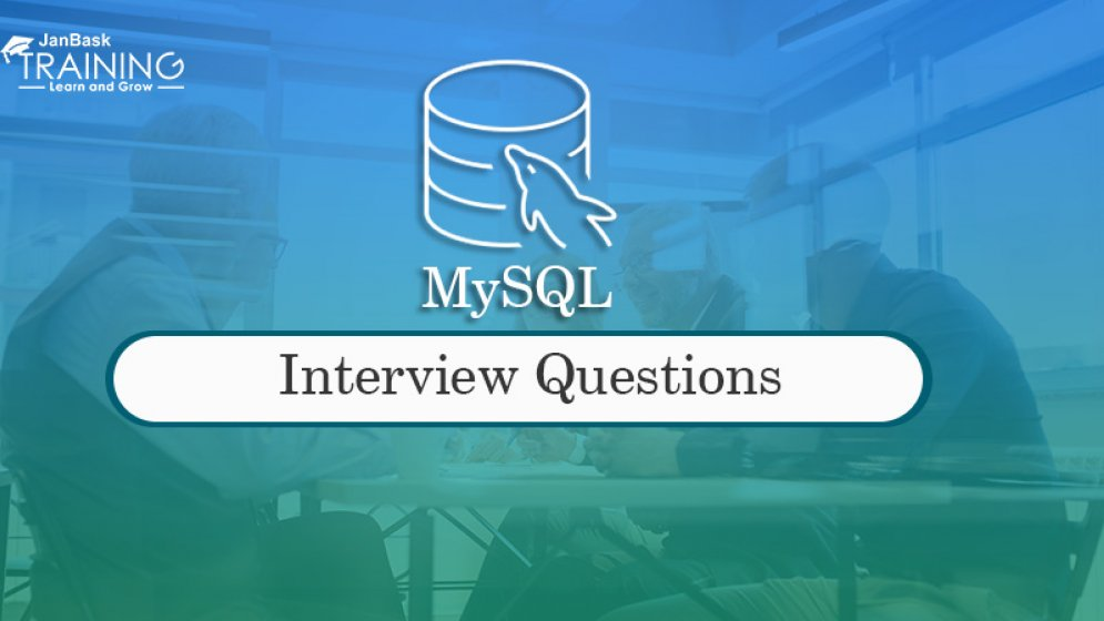 Top 50 MySQL Interview Questions and Answers for Experienced, Freshers