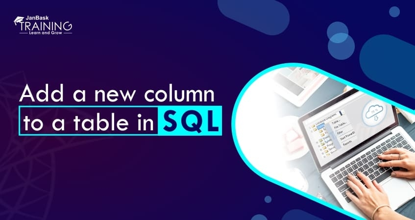 How to Add A New Column to a Table in SQL?