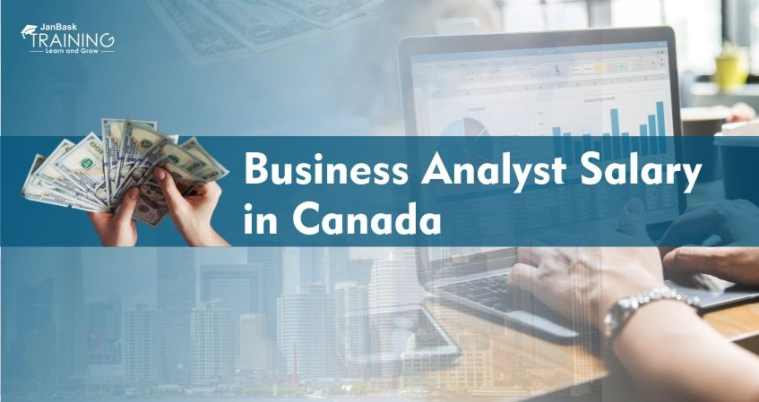 What is the average salary of a Business Analyst in Canada?
