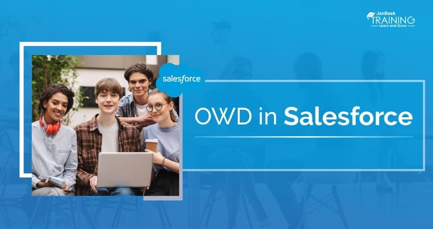 What is OWD in Salesforce?