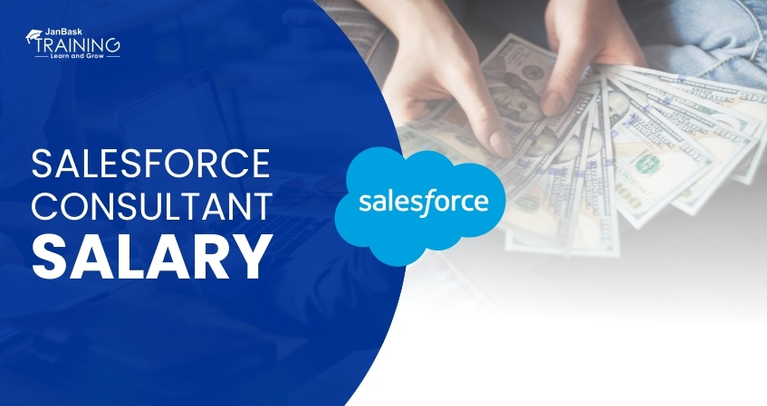 Average Salary of a Salesforce Consultant – USA, Canada