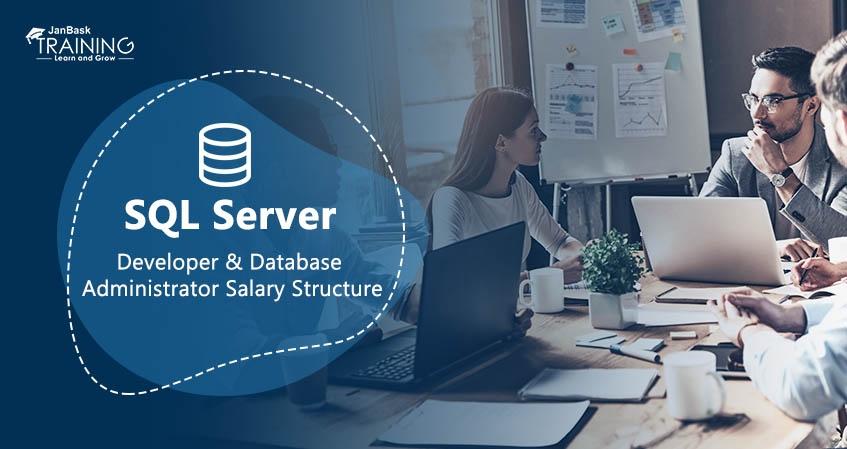 SQL Server Developer & Database Administrator Salary Structure