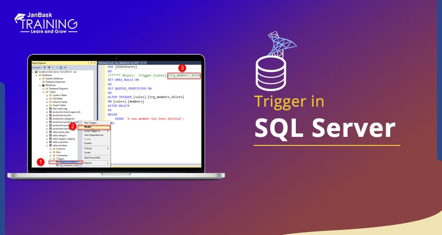 How to Create Stored Procedure & Trigger in SQL Server