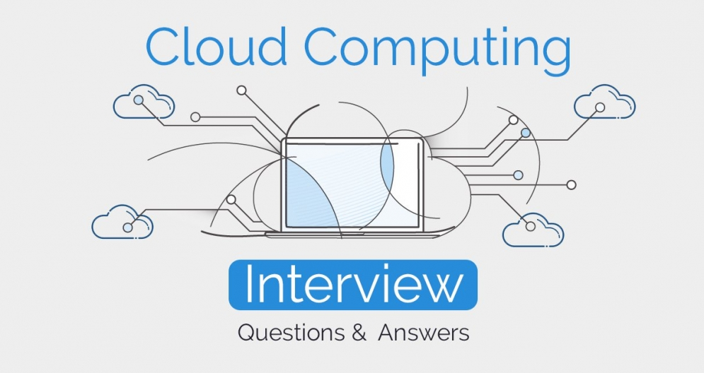 Cloud Computing Interview Questions And  Answers