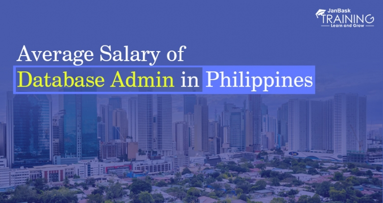 What Is Average Salary Of Database Admin In Philippine?