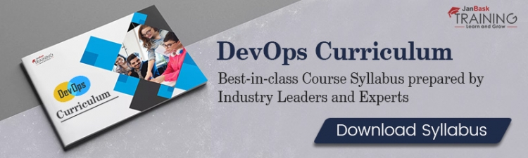 DevOps Curriculum