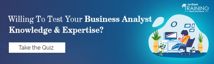 Business Analyst Quiz