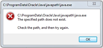 java command not found