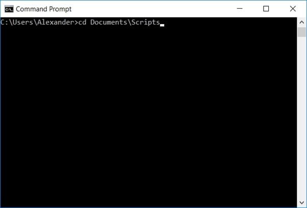 Run A Java Program In CMD