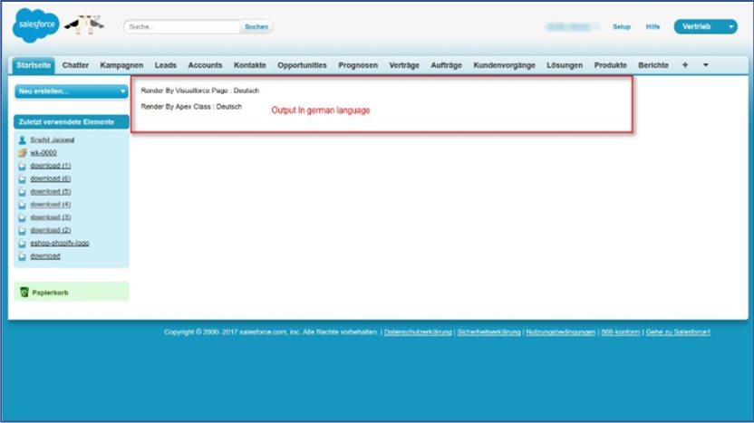 Visualforce Page Code