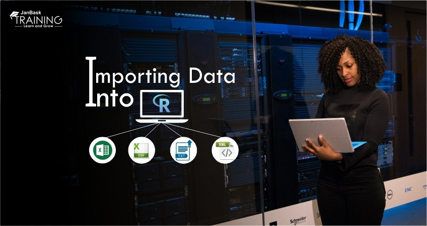 How to import Data into R using Excel, CSV, Text and XML