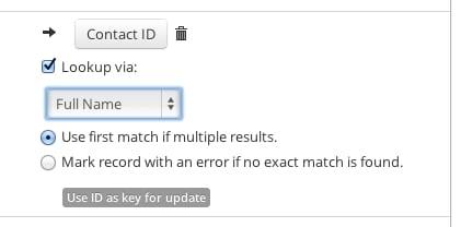 Importing Data into Salesforce using Dataloader.io