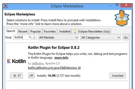 Eclipse Configuration