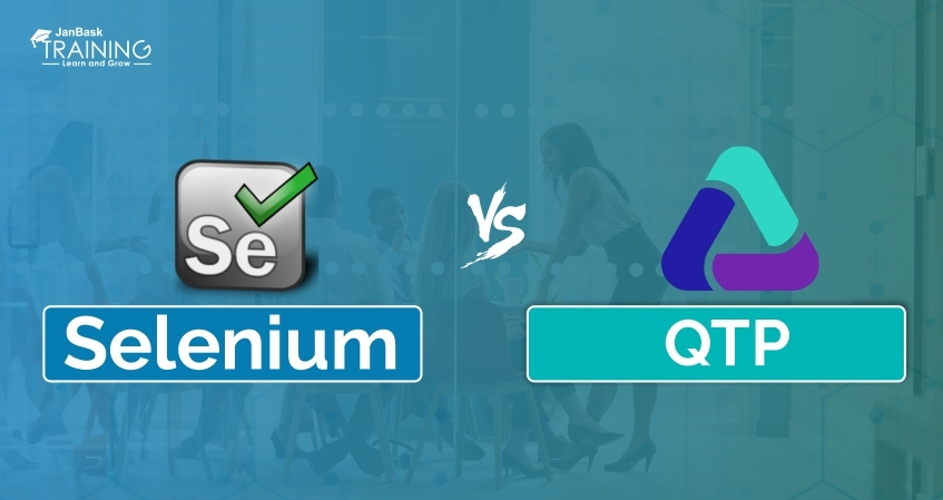 Selenium & QTP Compared- What should you Know?