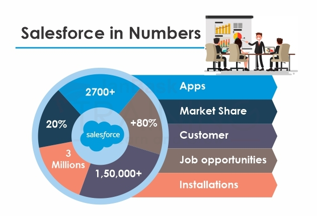 Salesforce in Numbers